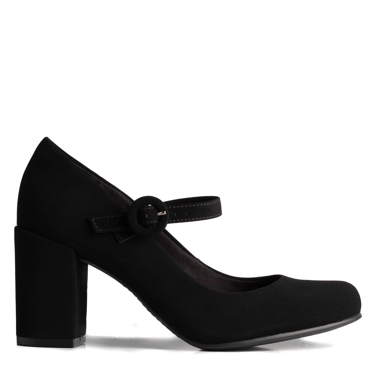 Sapato Feminino Bebecê Boneca Preto