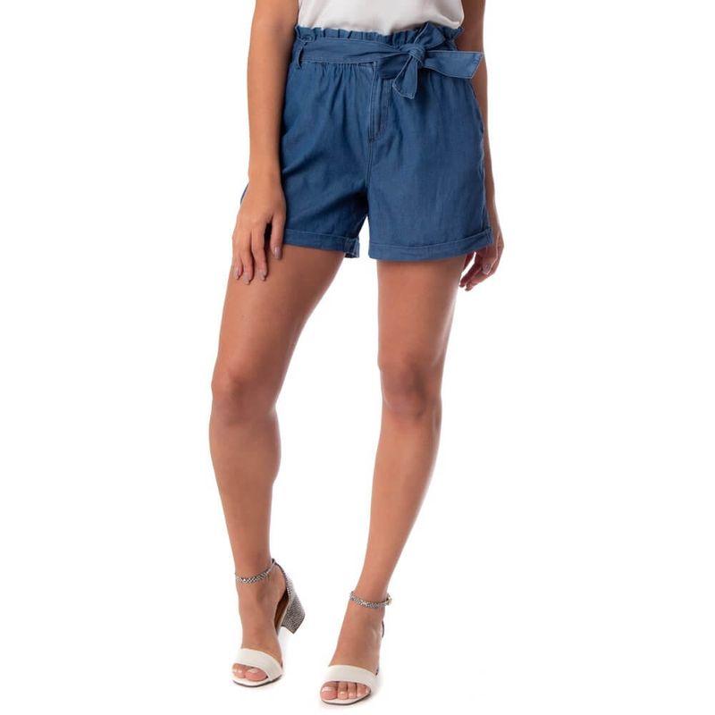 short-feminino-rovitex-azul-ed473f79400ba54a09e6d3fe25b10415