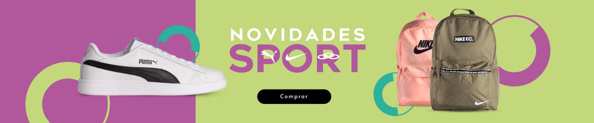 novidades esportes